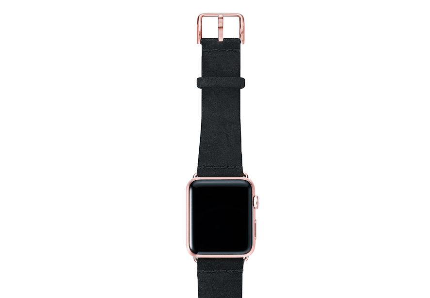 Forest-Black-on-top-with-rose-gold-adaptors