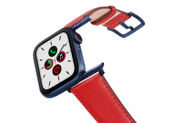 Coral-AW-nappa-band-on-air-with-blue-adapters