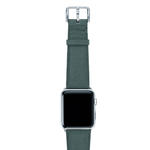 Denim-nappa-band-on-top-with-silver-adaptors