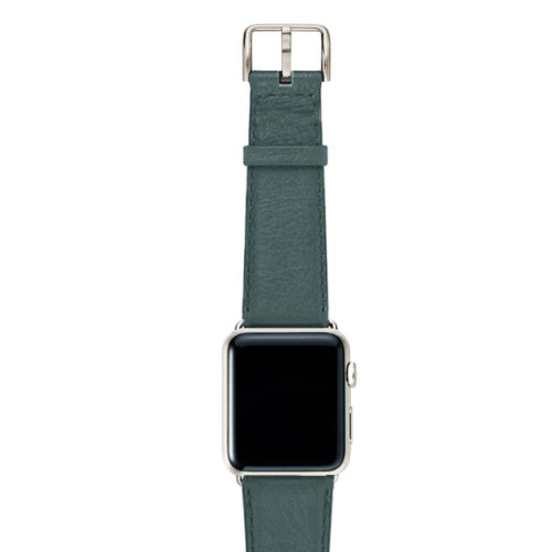Denim-nappa-band-on-top-with-stainless-steel-adaptors