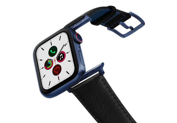 Ink-AW-nappa-band-on-air-with-blue-adapters