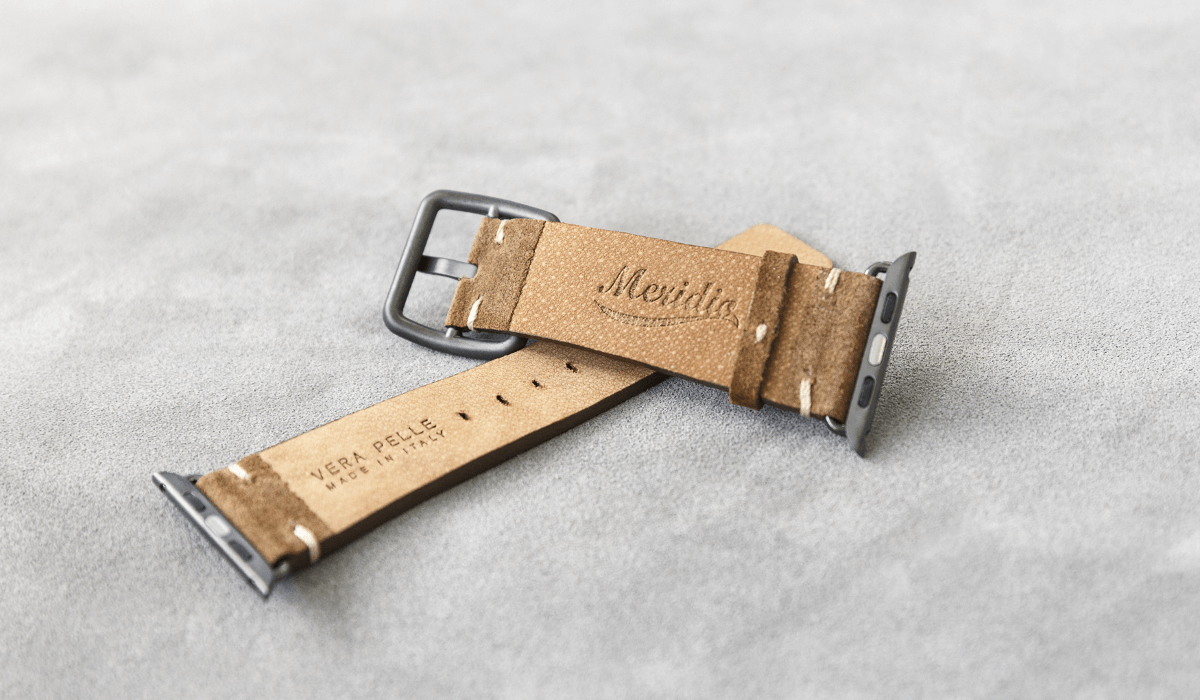Apple Watch band in leather: how to take care of it