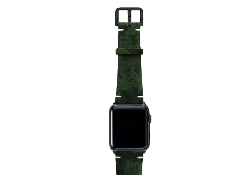 Green-Guerilla-on-top-with-stainless-Black-adaptors