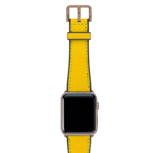 cautchouc_yellow_band-with-ALLUM-gold-adaptors