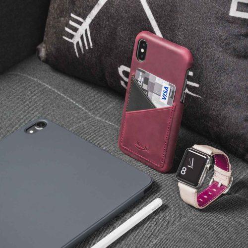 Grapewine+Angel-whisper-Apple-burgundy-leather-accessories