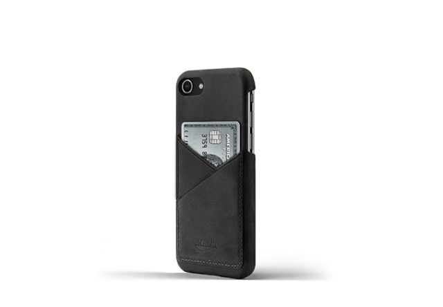 iPhone-8-black-Leather-case-on-side