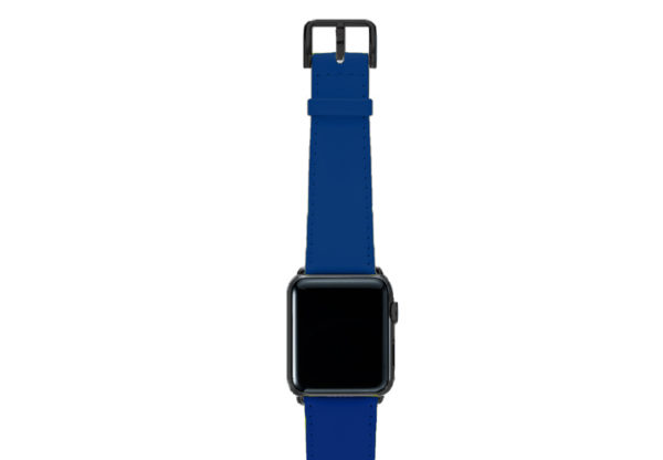 Blueberry-Summer-AW-fluo-blue-nappa-band-with-case-stainless-black