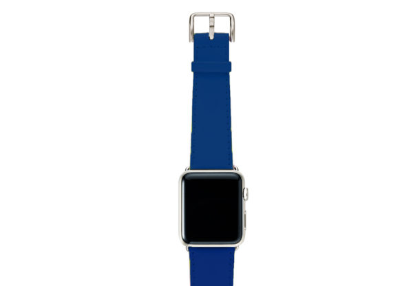 Blueberry-Summer-AW-fluo-blue-nappa-band-with-case-stainless-steel
