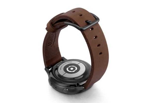 Burnt-Galaxy-Watch-active-deep-brown-full-grain-leather-band-with-back-case