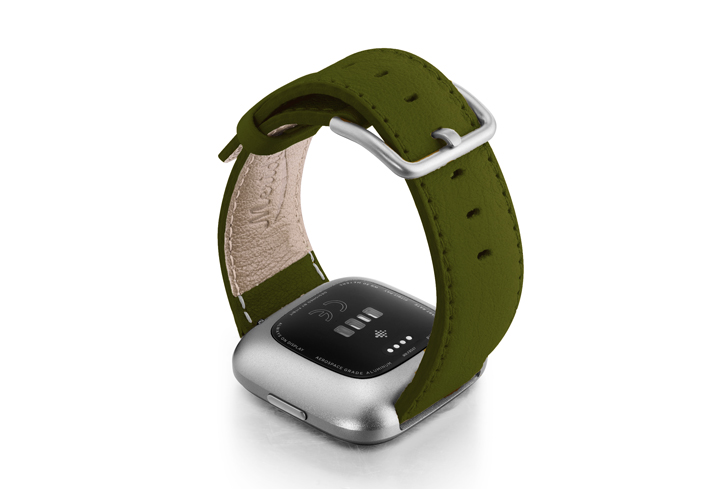 Musk-Fitbit-nappa-leather-band-with-back-case