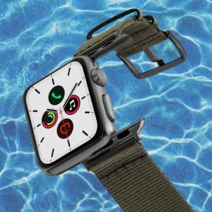 Apple-watch-green-tide-band-recicled-ocean-plastic-40mm-flying-view