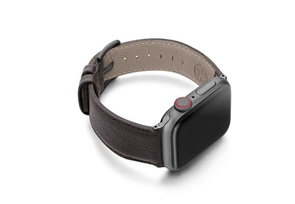 Pumila-Apple-watch-vegan-leather-band-right-view